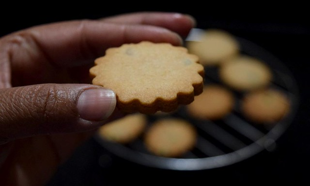 Cookies without oven