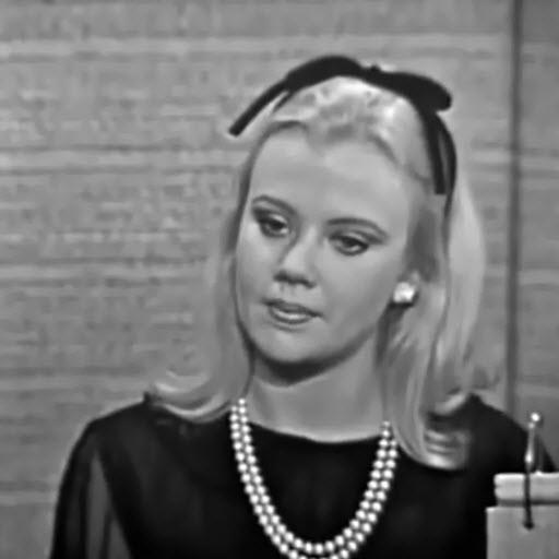 Hayley Mills, What's My Line?, 1965