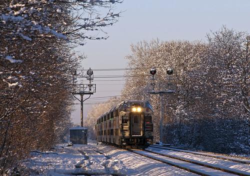 njtransit njt dunellennj raritanvalleyline cabcar signal train railfan railroad