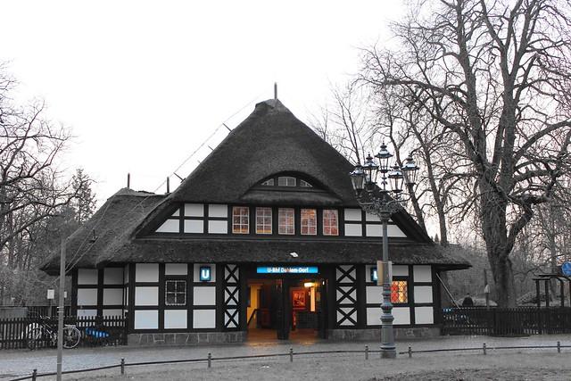 U-Bahnhof Dahlem-Dorf