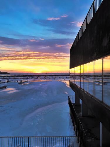 sunrise waterfront color kingston