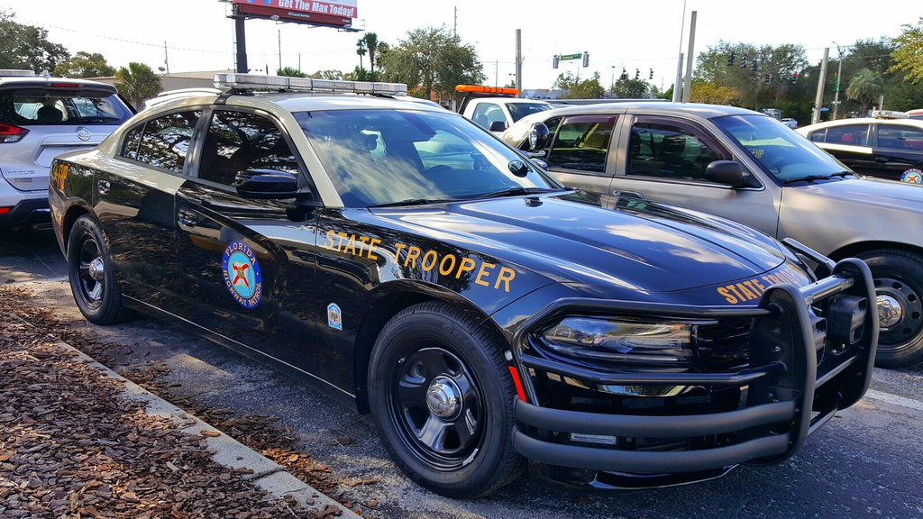 Florida Highway Patrol (FHP) 2018 Dodge Charger | A brand ne
