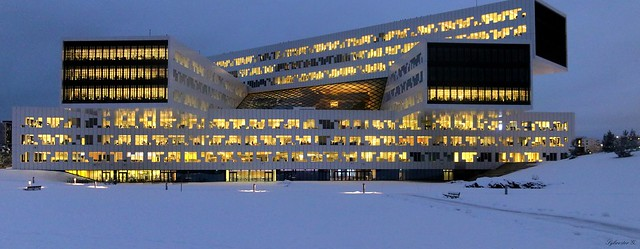 Statoil Office Building (Oslo)