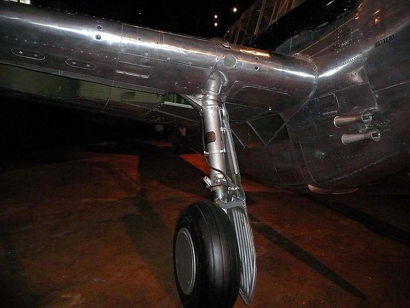 North American O-47B 8