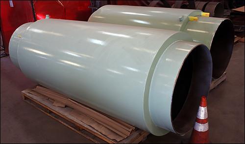 Custom Designed Externally Pressurized Expansion Joints for a Flare Header Application in Mississippi