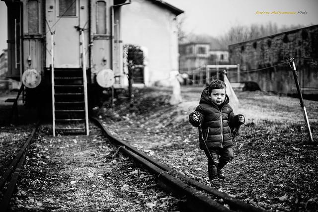 Ferrovia abbandonata