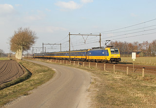 NSI Traxx 186 006 + 009 met Benelux | by kevinpiket