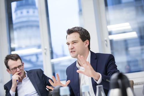 DGFP // Hauptstadt-Dialog mit Johannes Vogel MdB   by Deutsche Gesellschaft für Personalführung e.V.