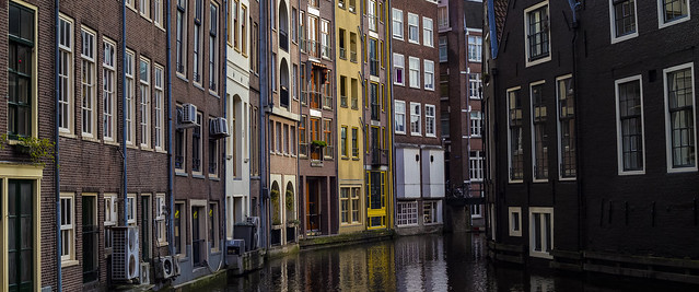 a different corner of Amsterdam