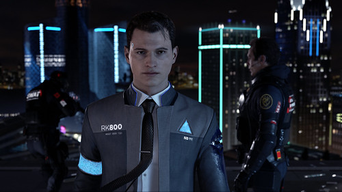 Detroit: Become Human | by PlayStation.Blog
