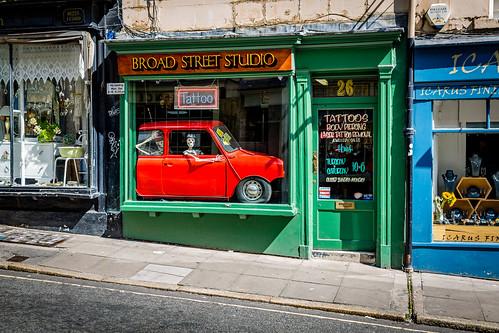 Broad Street Studio   by Monkey Moss