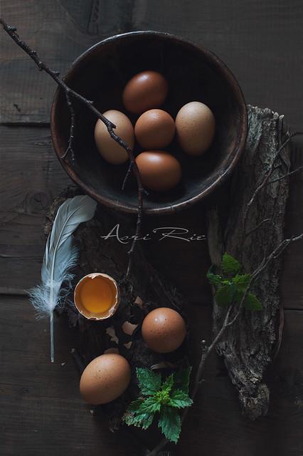 just brown eggs....
