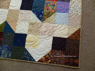 California Thomas Fire Quilts at From My Carolina Home | by Carole @ From My Carolina Home