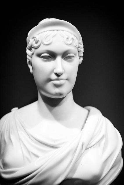Portrait Bust of Catherine, Princess of Wurtemburg