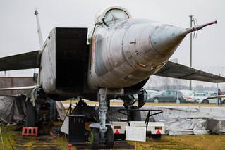 MiG-25 Foxbat | by Sam Wise
