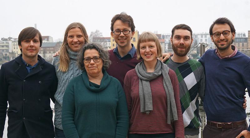 Vorstand von ICAN Deutschland