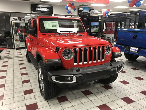2018 Jeep Wrangler Unlimited Photo