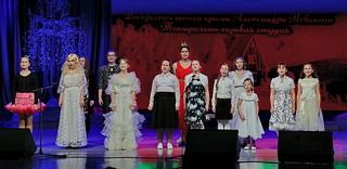 Рождественский концерт 450