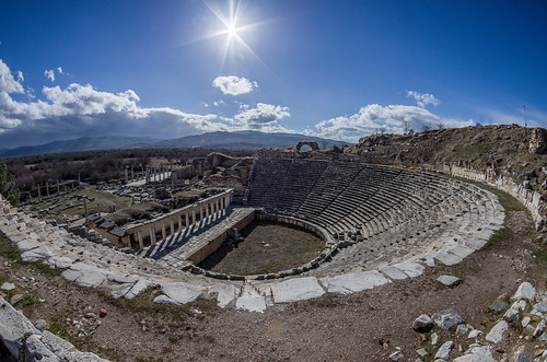 Aphrodias Theater | by mgvh