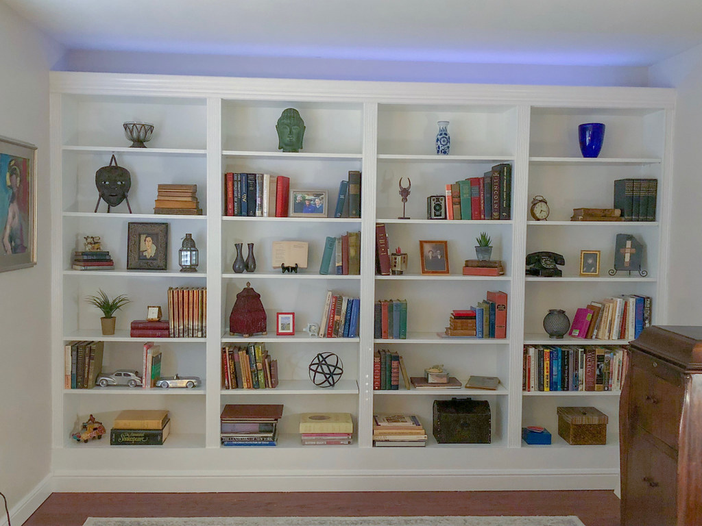 My Ikea Billy Bookcase Hack For Under 500 Ift Tt 2fx7i7