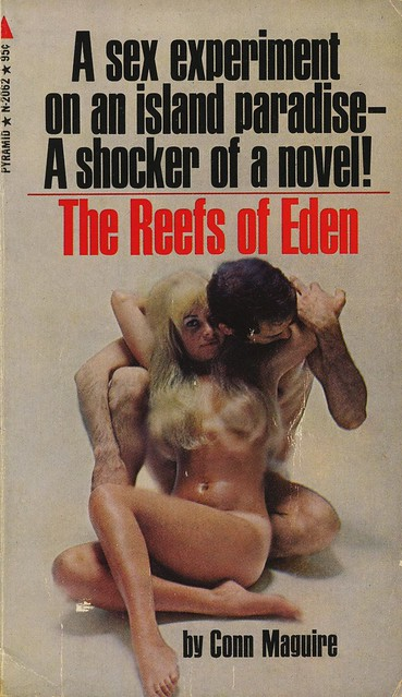 Pyramid Books N-2062 - Conn Maguire - The Reefs of Eden
