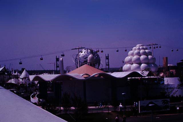 Found Photo - New York World's Fair