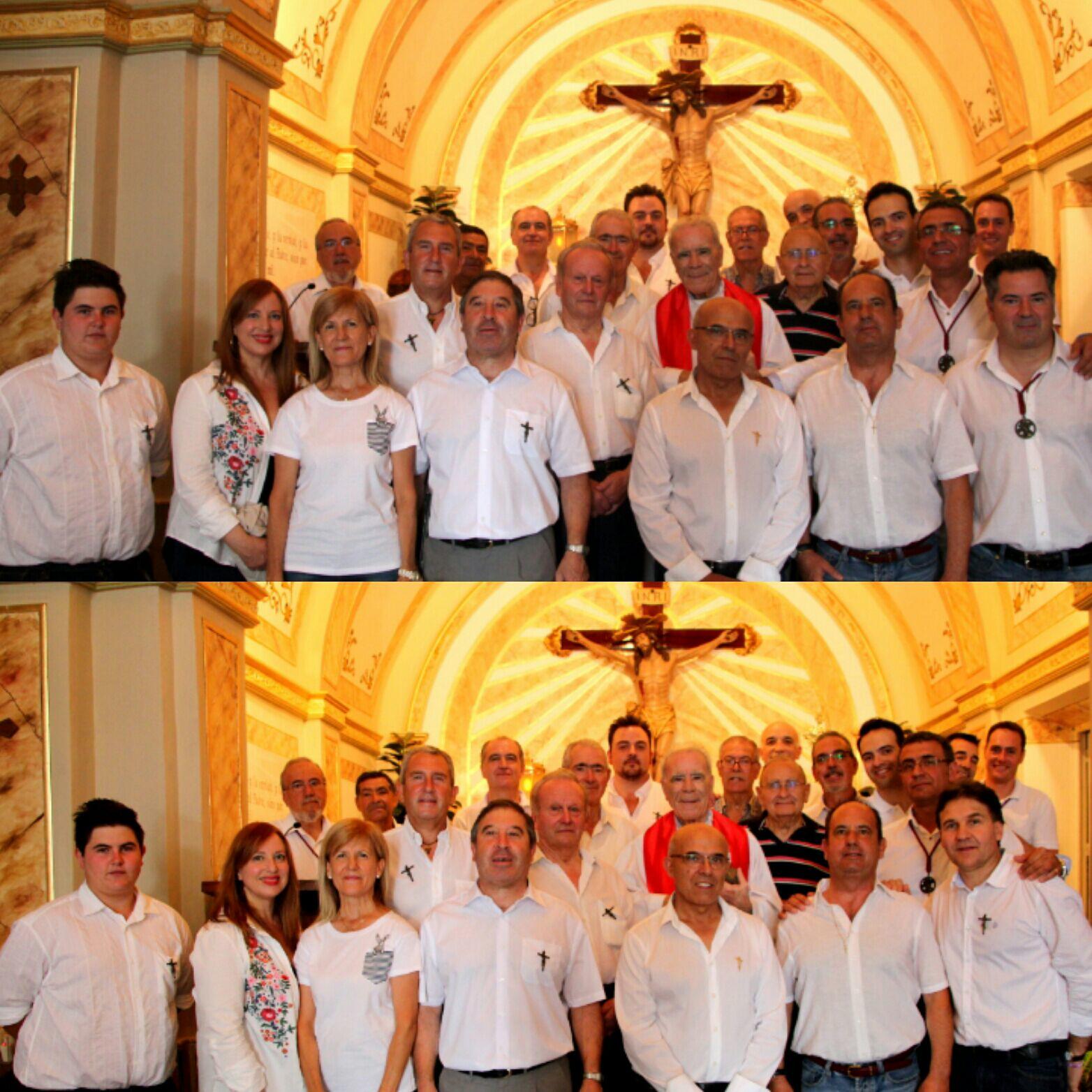 (2016-06-16) Eucaristía del Costalero (Javier Romero Ripoll)