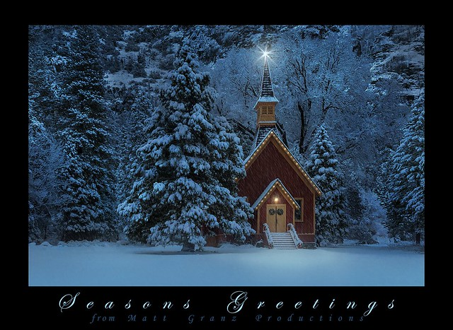 Christmas Fantasia, Yosemite