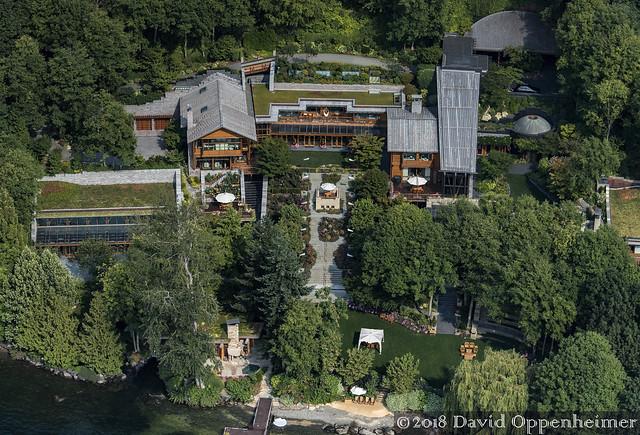 Bill Gates Luxury Home Xanadu 2.0