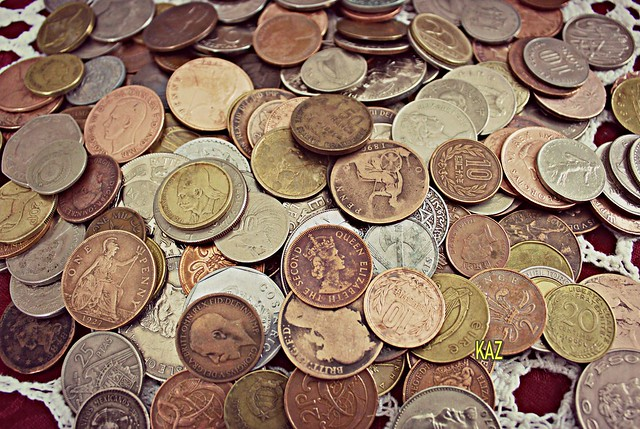 World Coinage, Face value, Low value