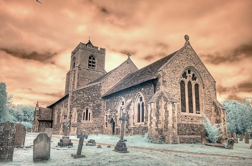 Church of St Andrew, Caxton, Cambridgeshire | by Brokentaco