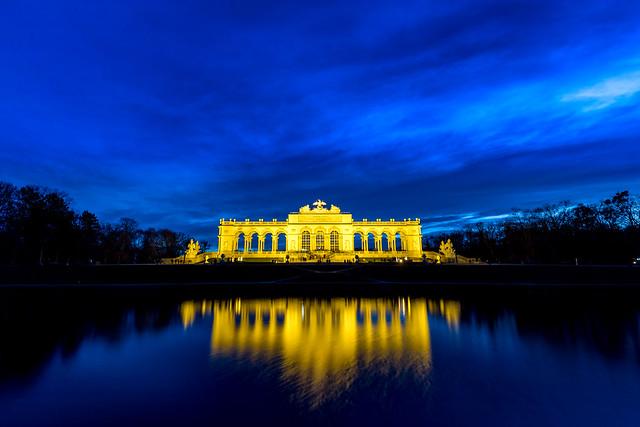 Gloriette, Vienna