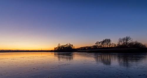 pugneys sunset ice