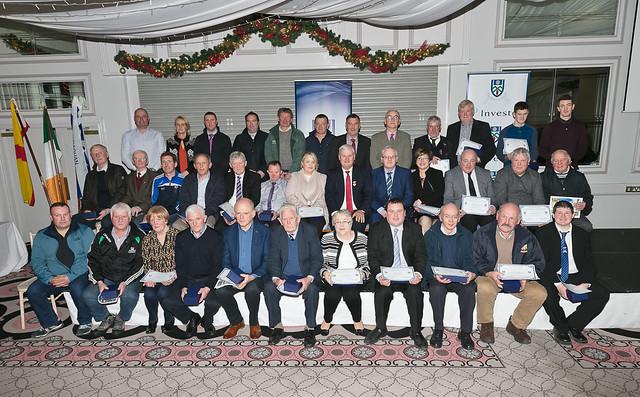 Monaghan GAA Club Volunteer & Appreciation 2017