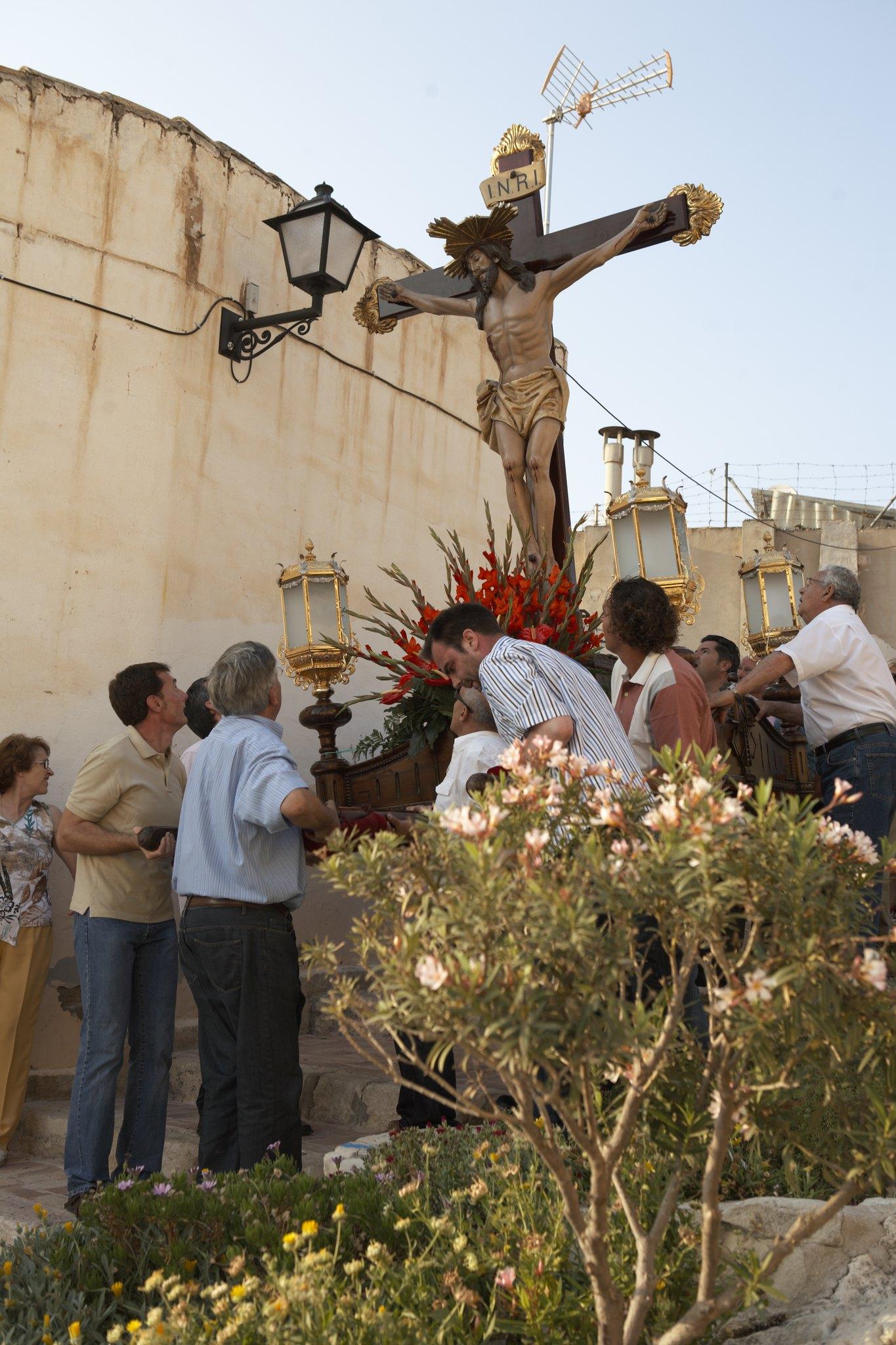 (2008-06-27) Vía Crucis de bajada - Heliodoro Corbí Sirvent (47)