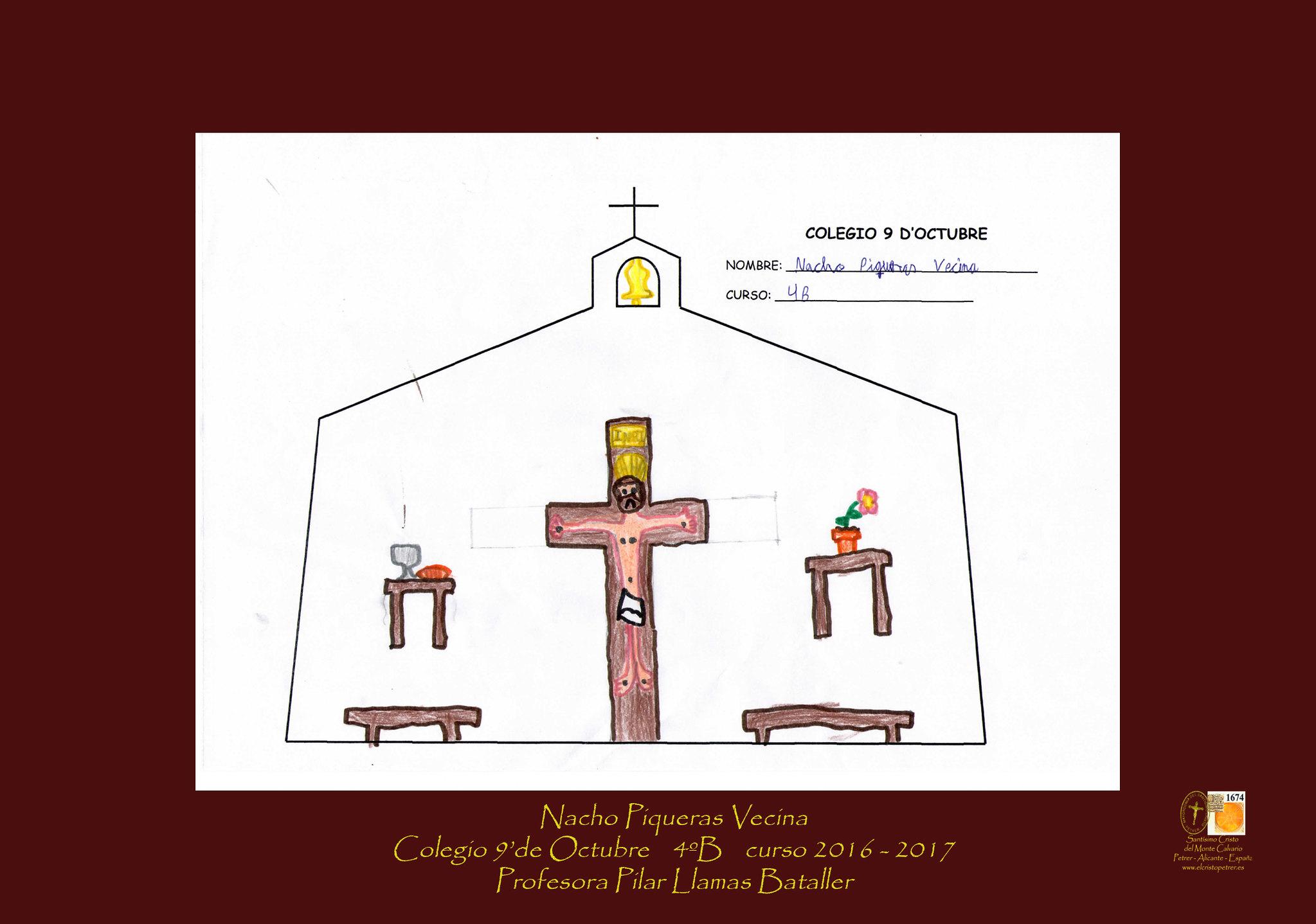 ElCristo - Actos - Exposicion Fotografica - (2017-12-01) - 9 D'Octubre - 4ºB - Piqueras Vecina, Nacho