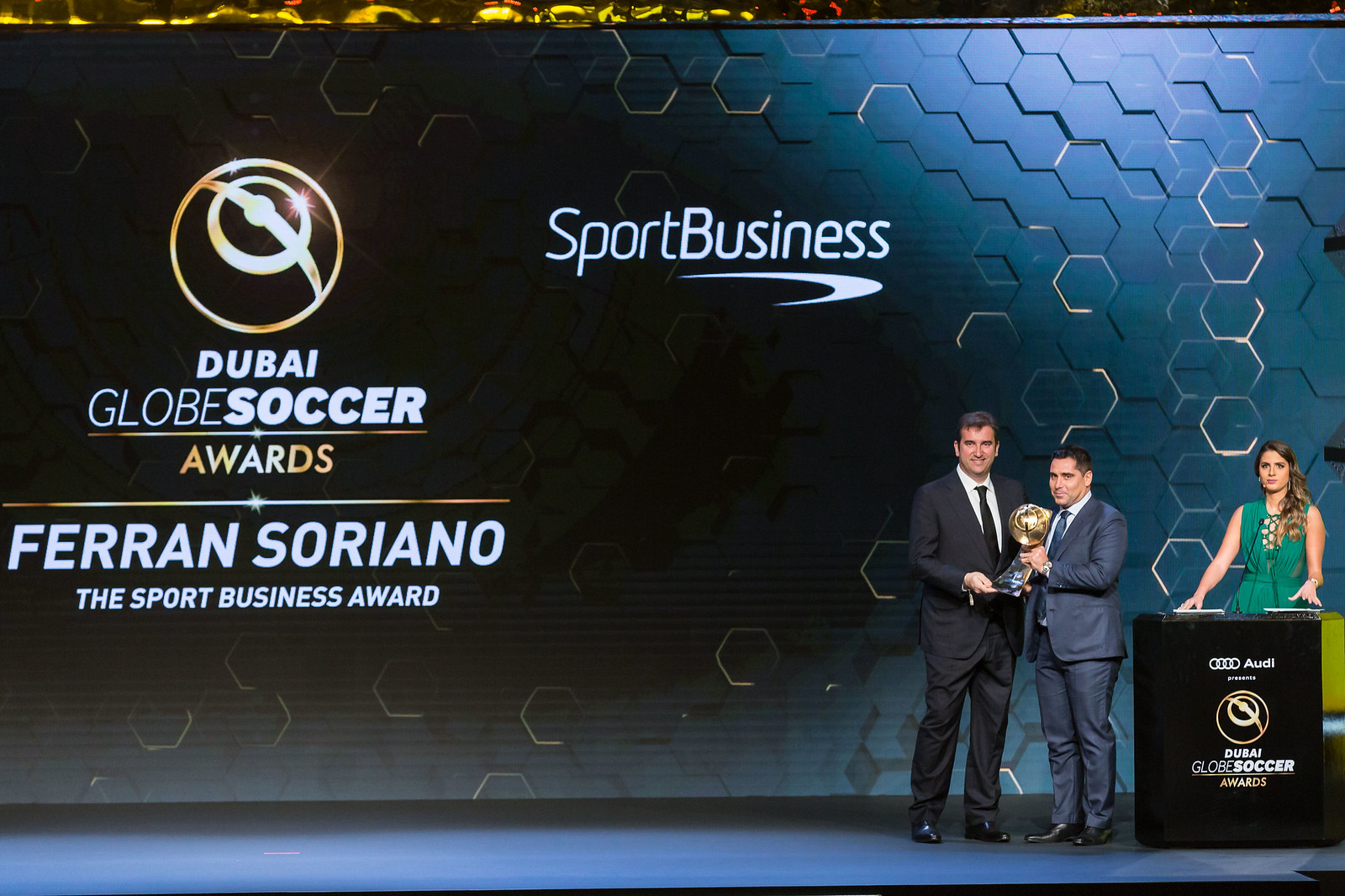 Globe Soccer Awards 0178