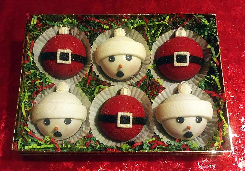 Candy Filled Christmas Bulb Cookies Pastryqueen62 Flickr