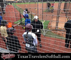 Madison McClarity @DeeMcClarity04 had the opportunity to get batting advice from National Pro Fastpitch player Lauren Haeger at the Oklahoma University Softball Camp. Madison discovered they both swing the same DeMarini