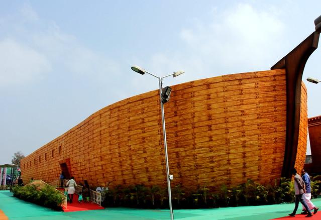 Kollam Maholsavam. Noha's Ark