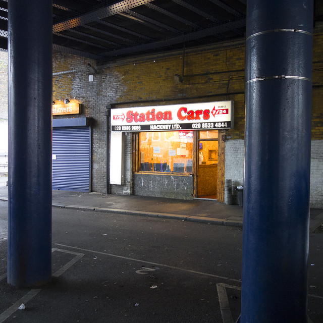 Station Cars, Hackney