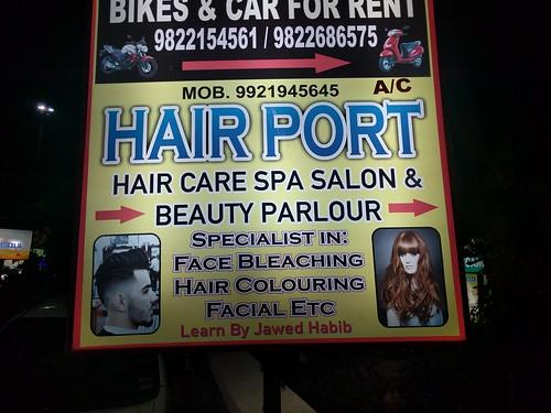 Hair Port