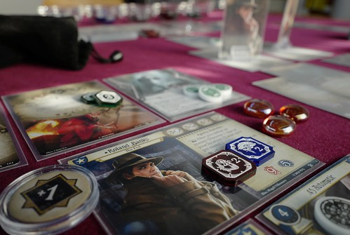 Arkham Horror The Card Game | by fiamh