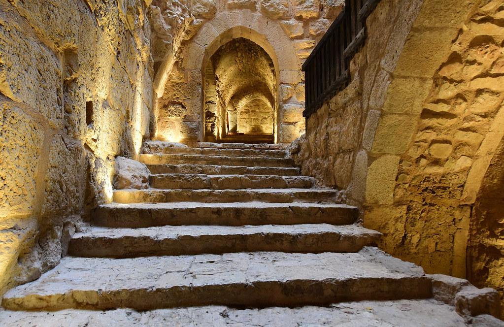 Ajloun Castle, Jordan, January 2018 149 | Ajloun Castle (Ara… | Flickr