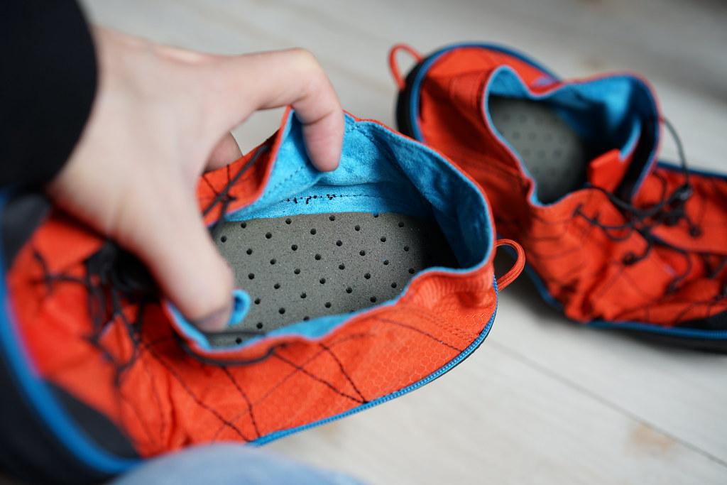 ティンバーランド_折りたためる靴7