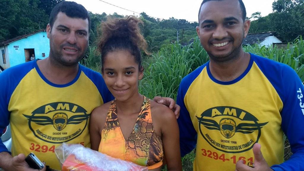 campanha de doação de alimentos dos motaxistas de itamaraju (12)