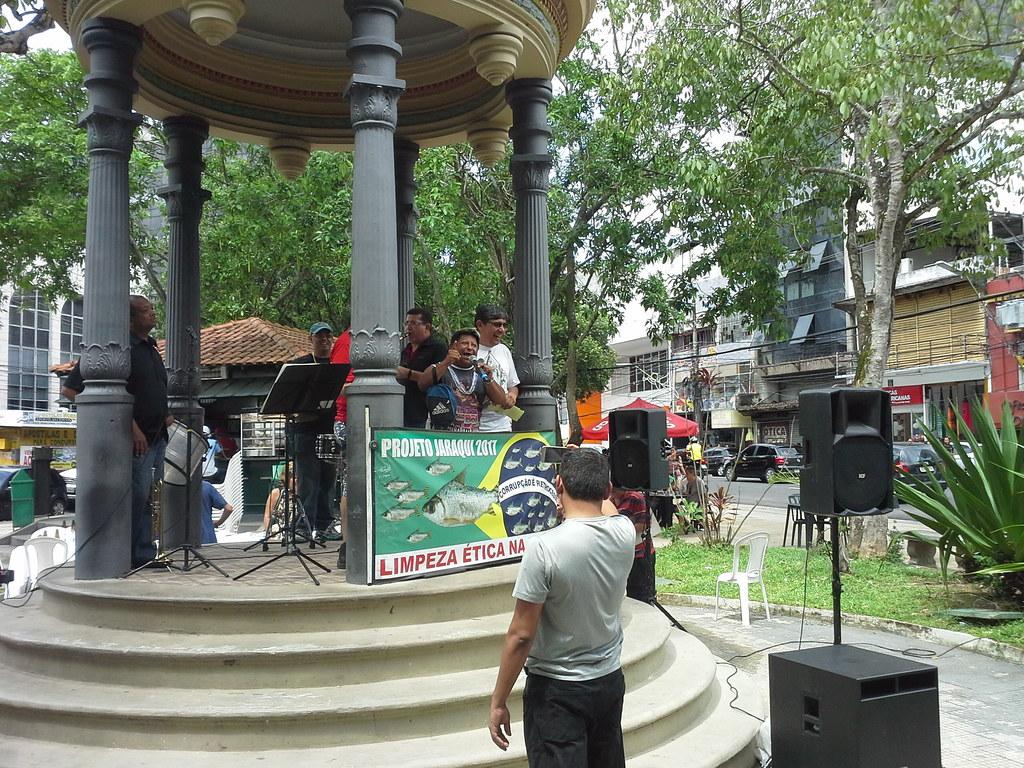 Projeto Jaraqui 2017