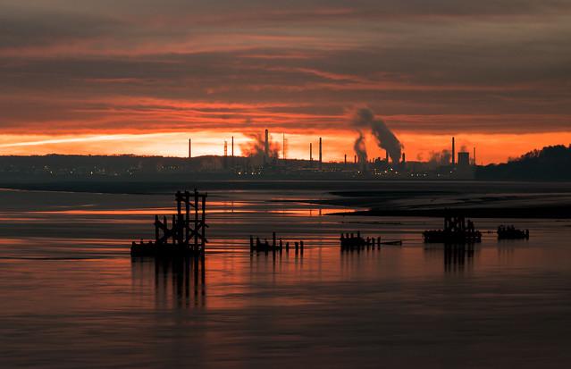 Mersey Sunrise VII
