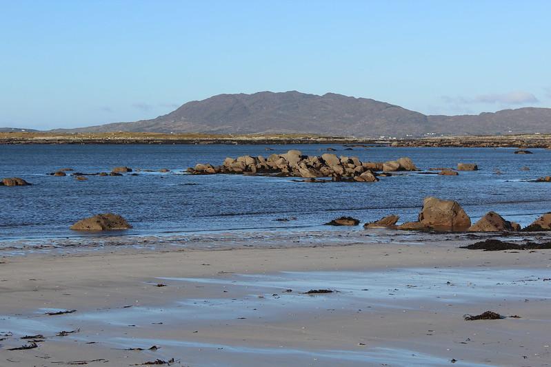 Moyrus Beach, Carna, Co Galway, Ireland