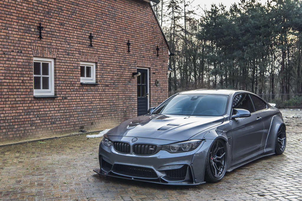 Liberty Walk Bmw M4 Become A Fan On Facebook Check Out My
